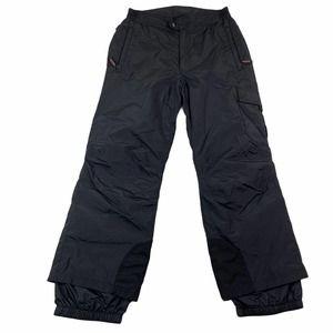 OBERMEYER MENS Ski pants mens medium short black